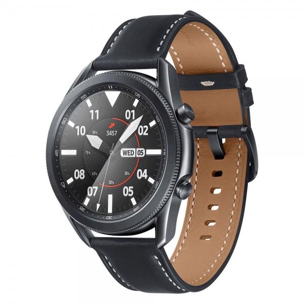 Folie Protectie Ecran Spigen Proflex Ez Fit Compatibil Cu Samsung Galaxy Watch 3 41mm 2 Bucati In Pachet Agl01844 imagine itelmobile.ro 2021