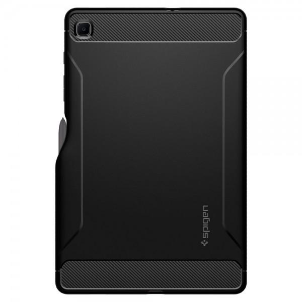 Husa Tableta Spigen Rugged Armor Galaxy Tab S6 Lite 10.4 P610/p615 Matte Black imagine itelmobile.ro 2021