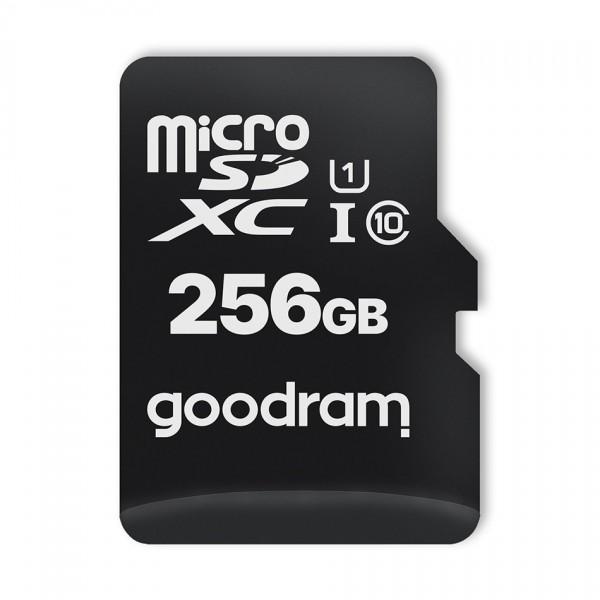 Card Microsd Goodram All In One 256gb Uhs-i ,clasa 10 ,adaptor Sd ,cititor Microsd Otg imagine itelmobile.ro 2021