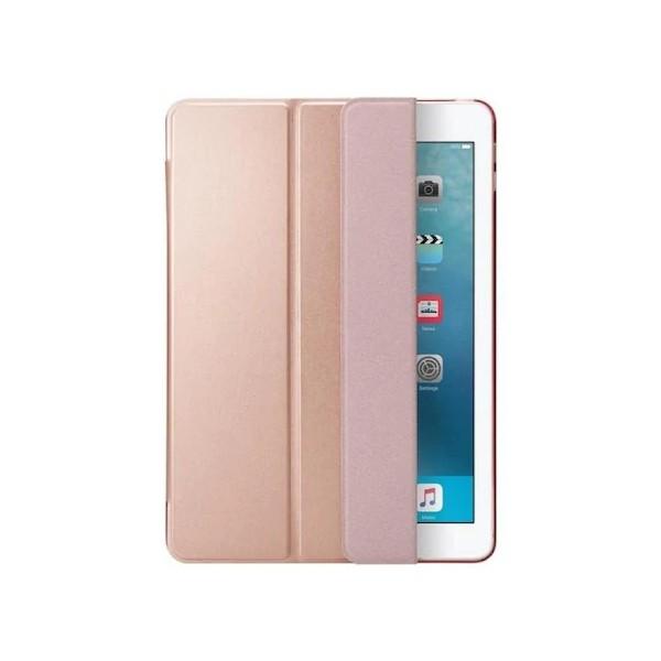 Husa Upzz Tech Smartcase Ipad Air 3 2019 Rose Gold A2152 A2153 A2123 imagine itelmobile.ro 2021