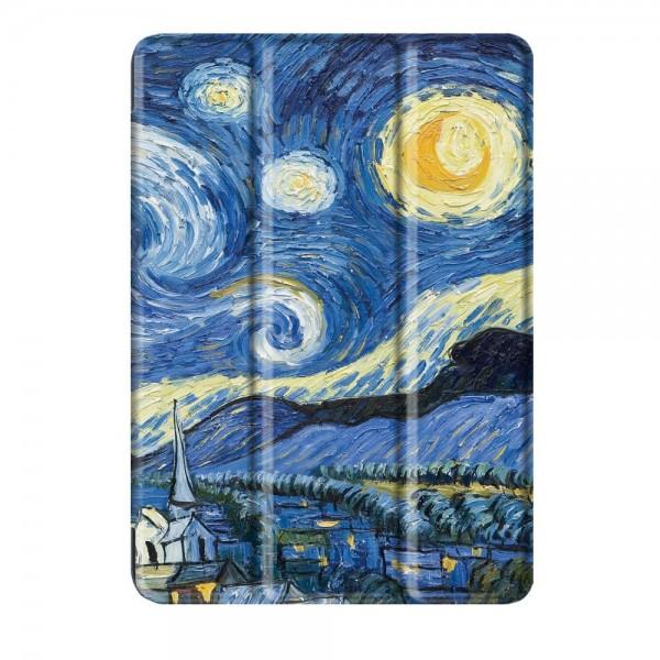 Husa Tableta Upzz Protect Smartcase Huawei Mediapad T3 10.0 Starry Night imagine itelmobile.ro 2021