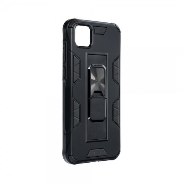 Husa Premium Upzz Defender Antishock Compatibila Cu Huawei Y5p ,negru -stand Magnetic Pe Spate imagine itelmobile.ro 2021