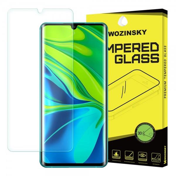 Folie Pet Wozinsky Xiaomi Mi Note 10 / Mi Note 10 Pro / Xiaomi Mi Note 10 Lite, Transparenta imagine itelmobile.ro 2021