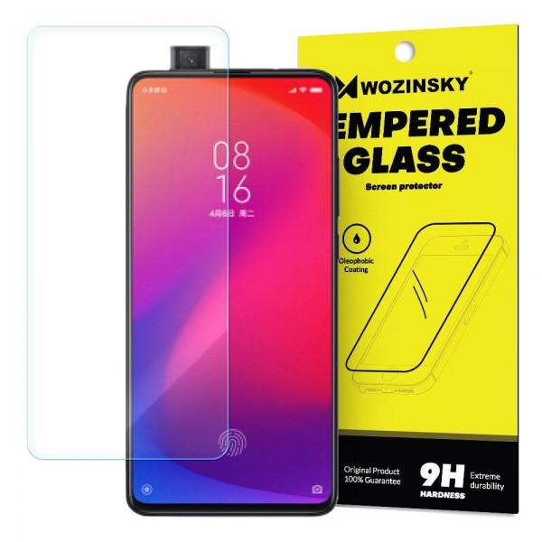 Folie Sticla Securizata 9h Wozinsky Pentru Xiaomi Mi 9t Pro / Mi 9t ,transparenta imagine itelmobile.ro 2021