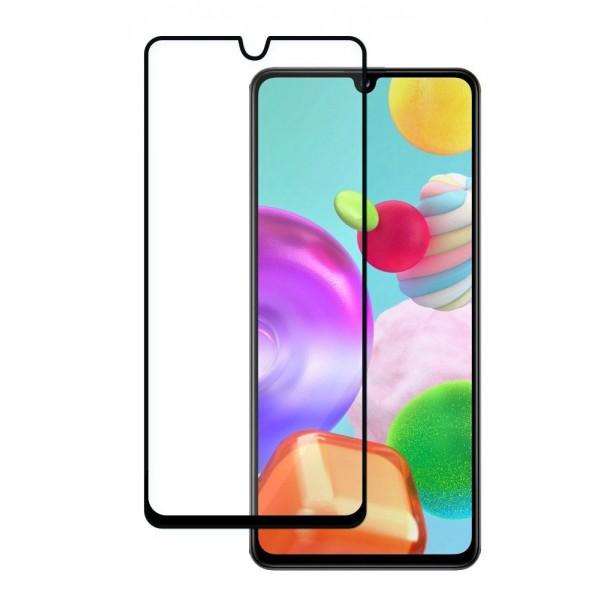 Folie Sticla Nano Glass Full Glue Flex Upzz Samsung Galaxy A41 Negru Ultra Rezistenta imagine itelmobile.ro 2021
