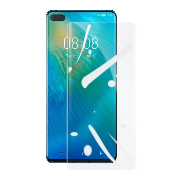 Folie Silicon Premium Baseus 3d Film Compatibila Cu Huawei P40 Pro ,transparenta 0,15mm Grosime ,2 Bucati In Pachet imagine itelmobile.ro 2021