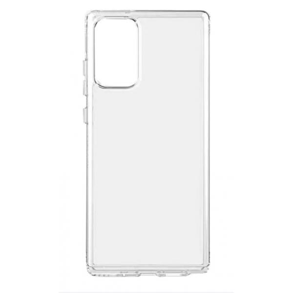 Husa Spate Silicon Ultra Slim Upzz Compatibila Cu Samsung Galaxy Note 20 , Transparenta imagine itelmobile.ro 2021