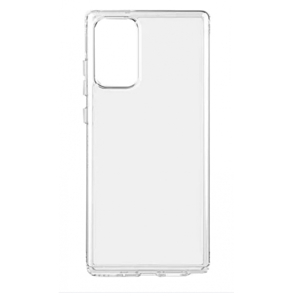 Husa Spate Silicon Ultra Slim Upzz Compatibila Cu Samsung Galaxy Note 20 Ultra , Transparenta imagine itelmobile.ro 2021