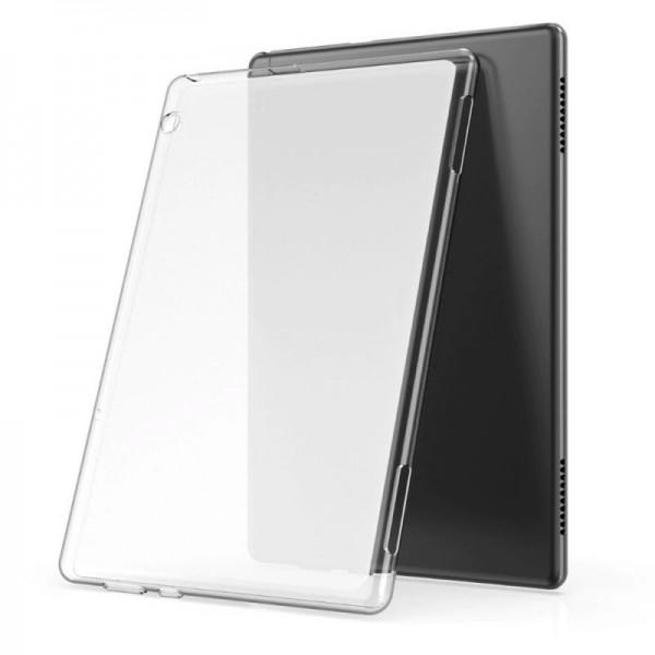 Husa Slim Case Upzz Compatibila Cu Huawei Mediapad T5 ,transparenta imagine itelmobile.ro 2021
