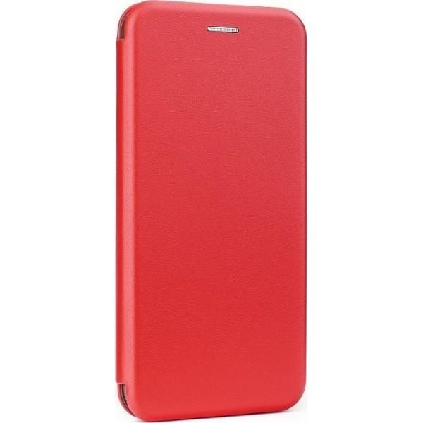 Husa Flip Carte Cu Magnet Lux Upzz Samsung Galaxy Note 20 , Rosu imagine itelmobile.ro 2021