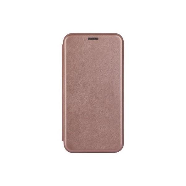 Husa Flip Carte Cu Magnet Lux Upzz Xiaomi Redmi 9 ,rose Gold imagine itelmobile.ro 2021