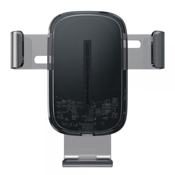Suport Incarcator Auto Baseus Explore Quick Charge Wireless Qi 15w ,compatibil Cu Samsung ,huawei ,iphone ,xiaomi -wxyl-k01 imagine itelmobile.ro 2021