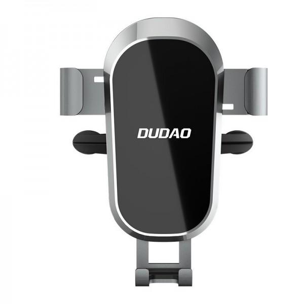 Suport Telefon Auto Pentru Ventilatie Dudao Gravity Negru - F2 Pro imagine itelmobile.ro 2021