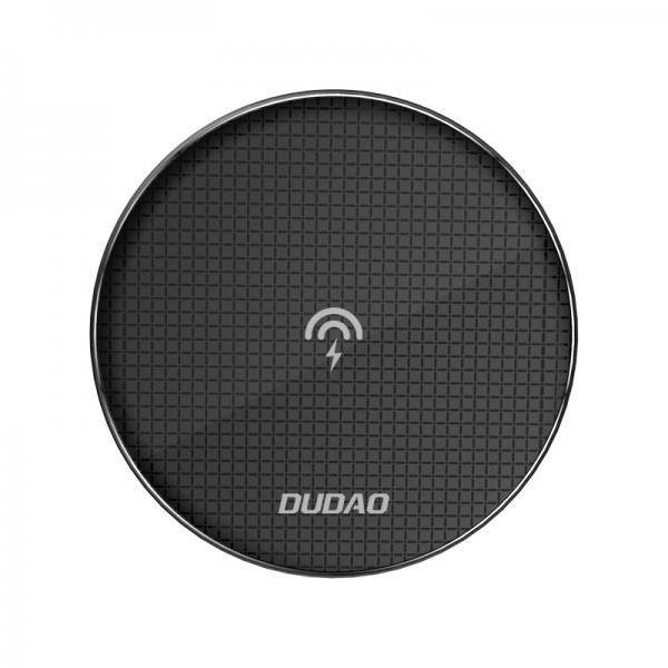 Incarcator Wireless Dudao Stylish Ultra Slim 10w Negru -a10b imagine itelmobile.ro 2021