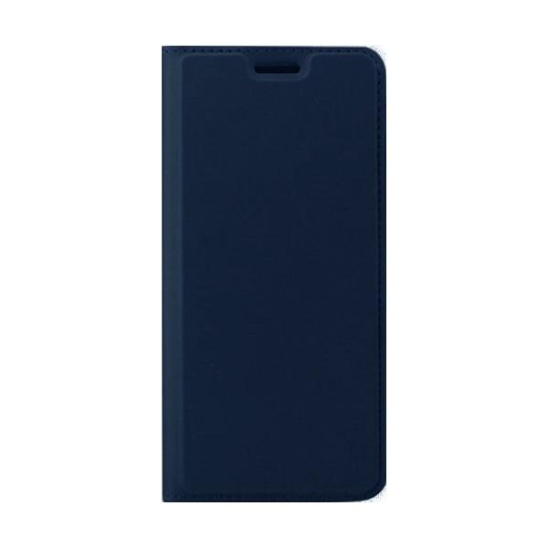 Husa Premium Flip Cover Duxducis Skin X iPhone 11 ,albastru imagine itelmobile.ro 2021