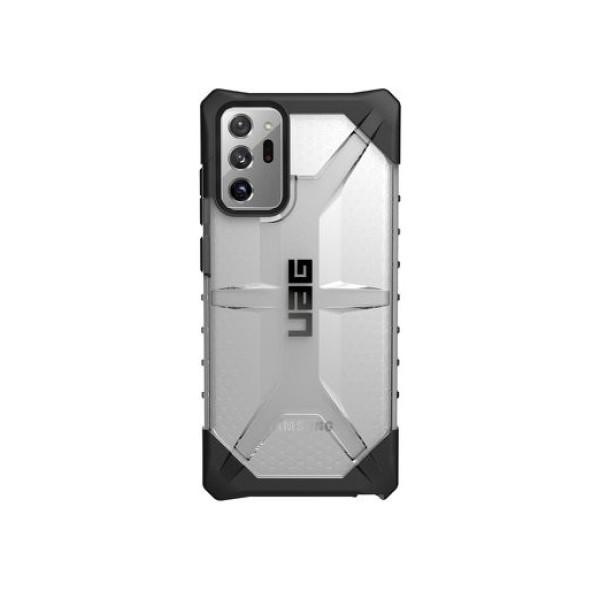 Husa Premium Originala Uag Armor Gear Plasma Compatibila Cu Samsung Galaxy Note 20 ,transparenta Ice imagine itelmobile.ro 2021