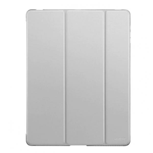 Husa Esr Rebound Smartcase Ipad 7/8 2019/2020 Silver Grey imagine itelmobile.ro 2021