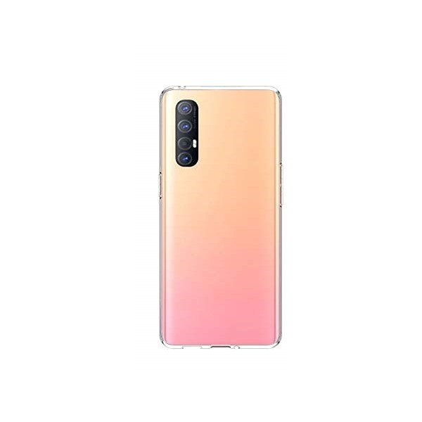 Husa Upzz Spate Ultra Slim Oppo Reno 3 Pro , 0,5mm ,silicon ,transparenta imagine itelmobile.ro 2021