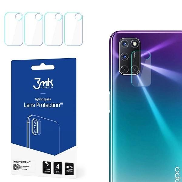 Folie Sticla Nano Glass 3mk Pentru Camera Oppo A72, 4 Buc In Pachet imagine itelmobile.ro 2021