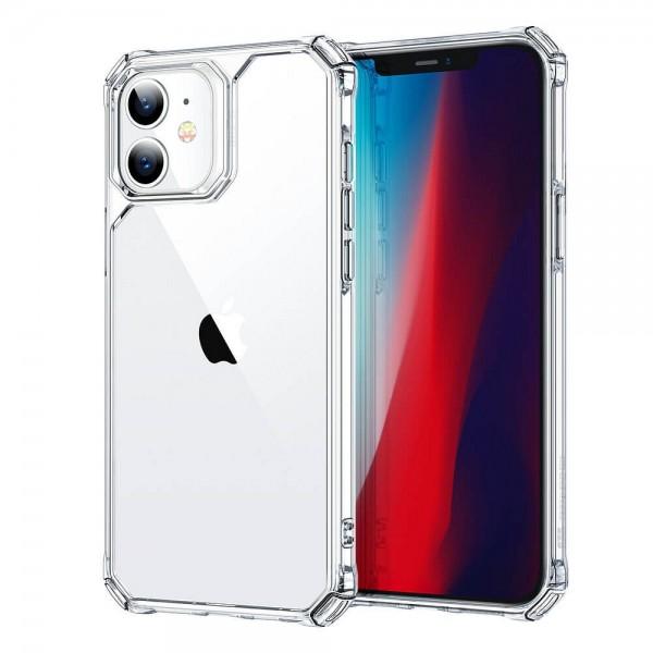 Husa Premium Esr Air Armor Compatibila Cu iPhone 12 / iPhone 12 Pro ,transparenta Rezistenta La Socuri imagine itelmobile.ro 2021