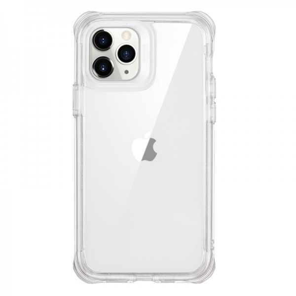 Husa Premium Esr Alliance 360 Compatibila Cu iPhone 12 / iPhone 12 Pro ,negru ,cu 2 Folii Sticla Incluse, Transparenta imagine itelmobile.ro 2021