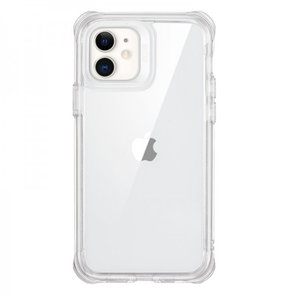 Husa Premium Esr Alliance 360 Compatibila Cu iPhone 12 Mini ,cu 2 Folii Sticla Incluse- Transparenta imagine itelmobile.ro 2021
