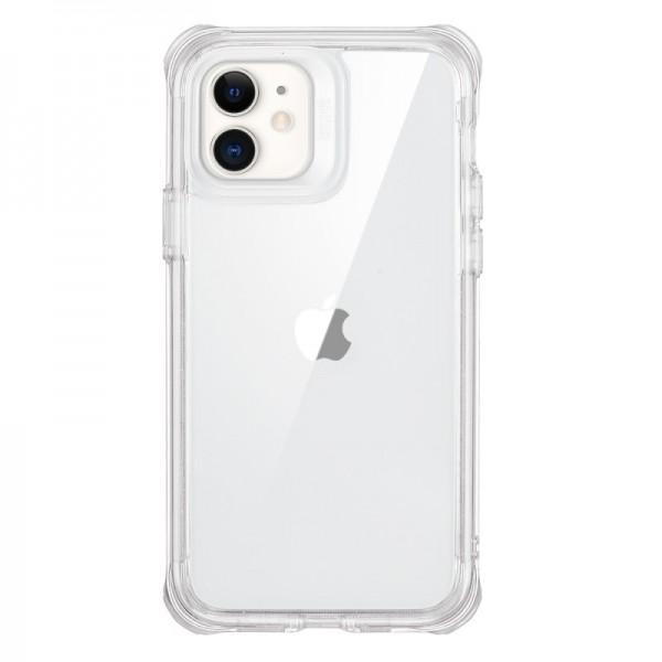 Husa Premium Esr Classic Hybrid iPhone 12 / iPhone 12 Pro Cu Folie Sticla Esr Inclusa ,transparenta imagine itelmobile.ro 2021
