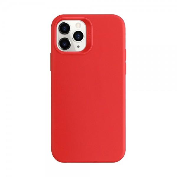 Husa Premium Esr Cloud Antishock iPhone 12 / iPhone 12 Pro ,rosu imagine itelmobile.ro 2021
