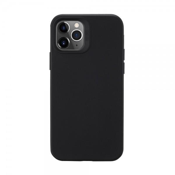 Husa Premium Esr Cloud Antishock iPhone 12 Pro Max ,negru imagine itelmobile.ro 2021
