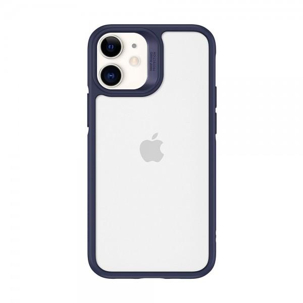 Husa Premium Esr Ice Shield Compatibila Cu iPhone 12 Mini ,albastru imagine itelmobile.ro 2021