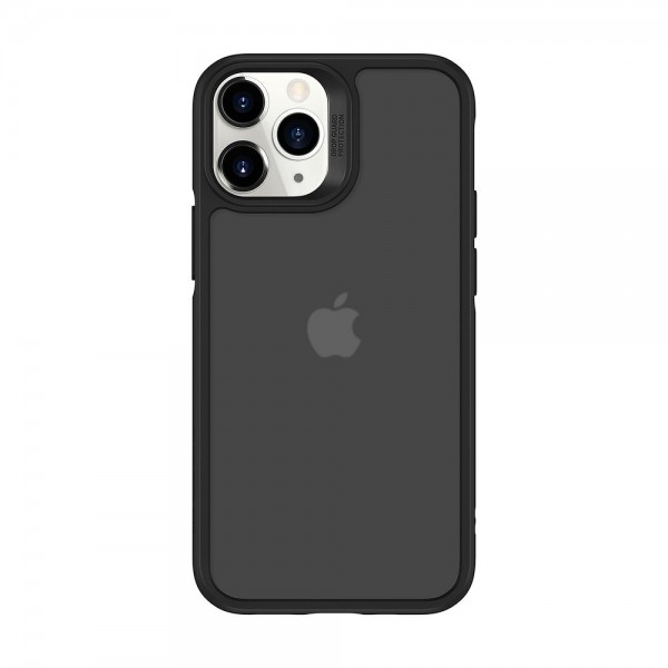 Husa Premium Esr Ice Shield Compatibila Cu iPhone 12 Pro Max ,negru imagine itelmobile.ro 2021
