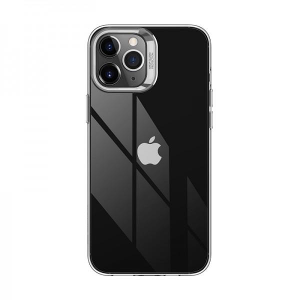 Husa Premium Esr Project Zero Compatibila Cu iPhone 12 Pro Max ,slim ,transparenta imagine itelmobile.ro 2021