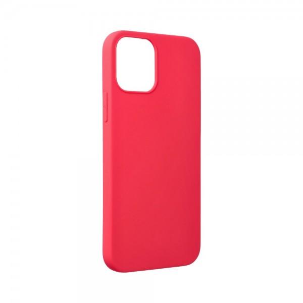 Husa Ultra Slim Upzz Slim Soft Pentru iPhone 12 Mini ,1mm Grosime , Rosu imagine itelmobile.ro 2021