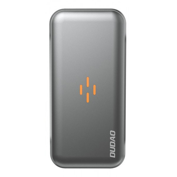 Baterie Externa Dudao 10.000mah Wireless ,k13s ,negru imagine itelmobile.ro 2021