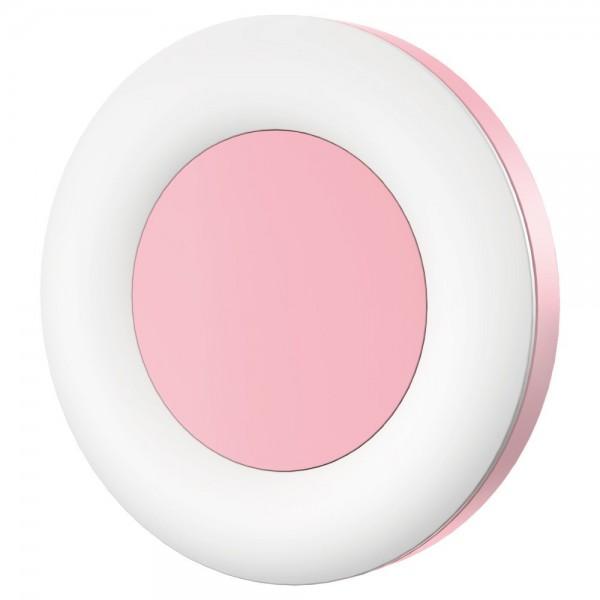 Lampa Led Baseus Lovely Fill Pentru Selfie ,roz -acbgd-04 imagine itelmobile.ro 2021