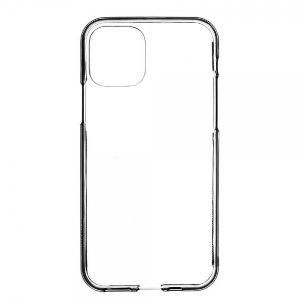 Husa Spate Mercury Jelly Case iPhone 12 / iPhone 12 Pro ,transparenta ,anti Alunecare imagine itelmobile.ro 2021