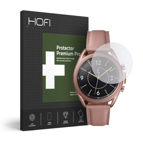 Folie Hybrida Nano Hofi Pentru Samsung Galaxy Watch 3-41mm , Transparenta imagine itelmobile.ro 2021