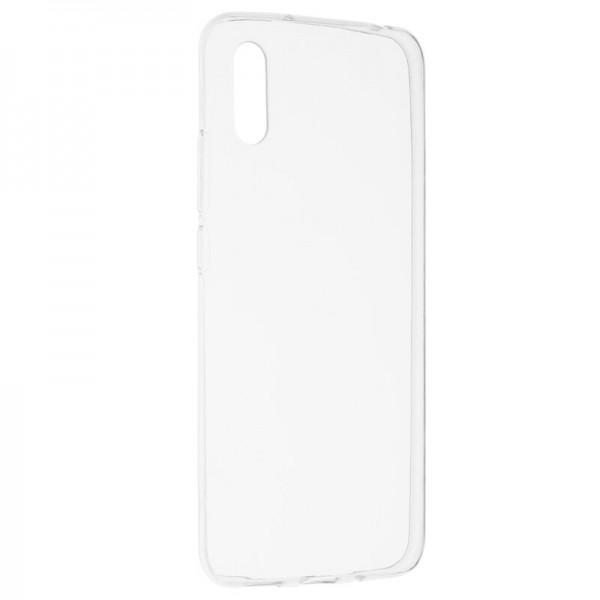Husa Upzz Spate Ultra Slim Xiaomi Redmi 9a , 0,5mm ,silicon ,transparenta imagine itelmobile.ro 2021