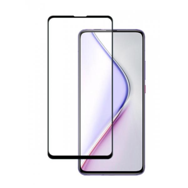 Folie Sticla Nano Glass Full Glue Flex Upzz Xiaomi Poco F2 Pro , Negru Ultra Rezistenta imagine itelmobile.ro 2021