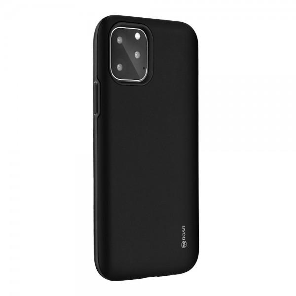 Husa Spate Roar Rico Antishock Pentru Huawei P40 Lite Negru imagine itelmobile.ro 2021