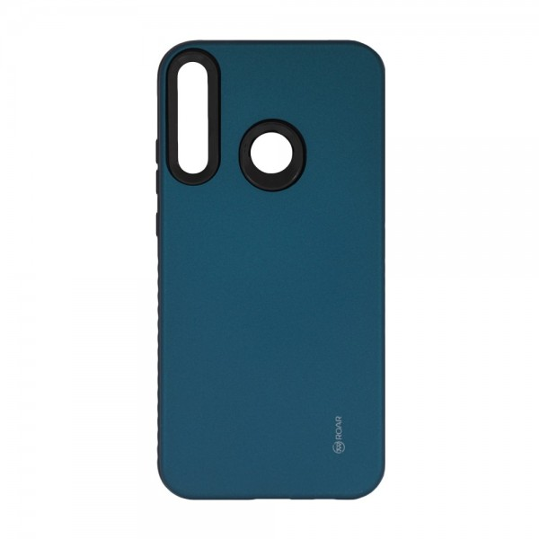 Husa Spate Roar Rico Antishock Pentru Huawei P40 Lite E ,albastru imagine itelmobile.ro 2021