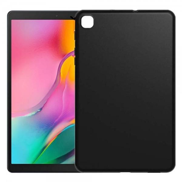 Husa Tableta Upzz Slim Silicon Galaxy Tab A 8.4inch 2020 , Slim -negru imagine itelmobile.ro 2021