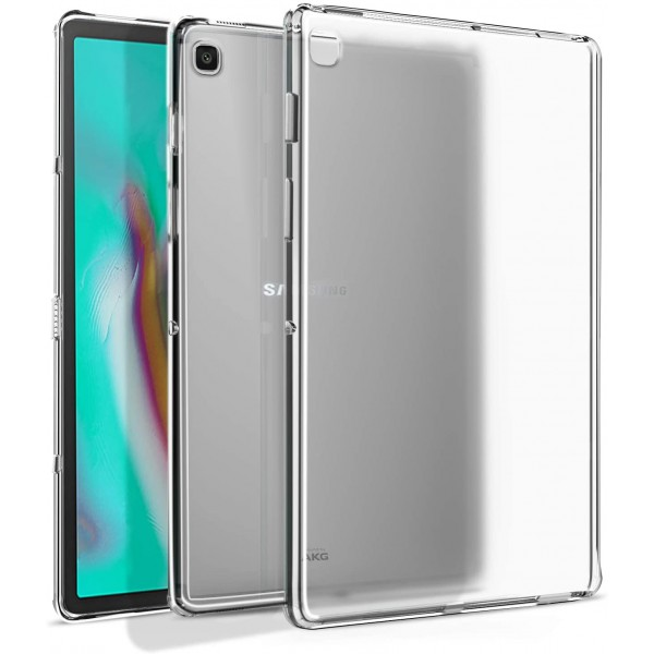 Husa Tableta Upzz Slim Silicon Galaxy Tab A 8.4inch 2020 , Slim -transparenta imagine itelmobile.ro 2021