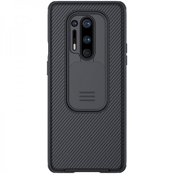 Husa Premium Nillkin Cam Shield Pentru Oneplus 8 Pro ,negru - Protectie La Camera imagine itelmobile.ro 2021
