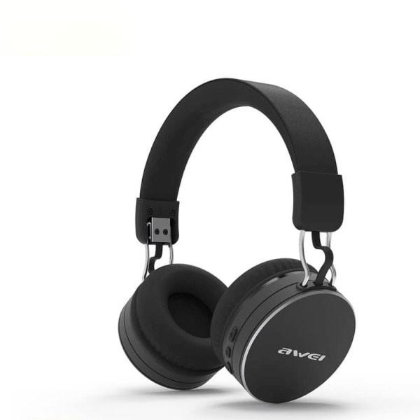 Casti Wireless Bluetooth Music 5.0 Awei ,negru - A790bl imagine itelmobile.ro 2021