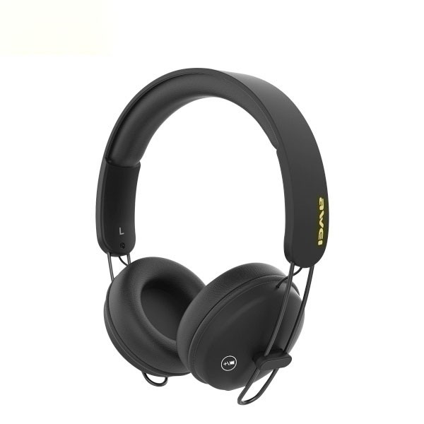 Casti Wireless Bluetooth Music 5.0 Awei ,negru - A800bl imagine itelmobile.ro 2021