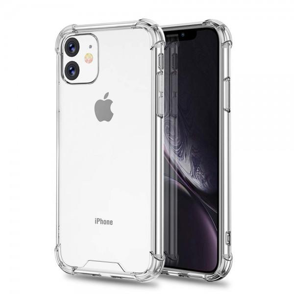 Husa Spate Upzz Mercury Bulletproof Pentru iPhone 12 Mini ,tehnologie Air Cushion La Colturi ,transparenta imagine itelmobile.ro 2021