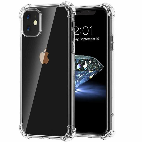 Husa Spate Upzz Mercury Bulletproof Pentru iPhone 12 / iPhone 12 Pro ,tehnologie Air Cushion La Colturi ,transparenta imagine itelmobile.ro 2021