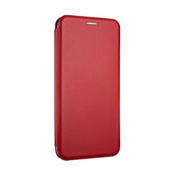 Husa Flip Carte Cu Magnet Lux Upzz Samsung Galaxy M11 ,rosu imagine itelmobile.ro 2021