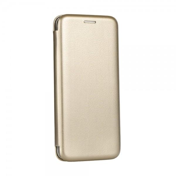 Husa Flip Carte Cu Magnet Lux Upzz Compatibila Cu Samsung Galaxy M11 ,gold imagine itelmobile.ro 2021
